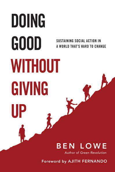 2014-10 Doing Good Without Giving Up